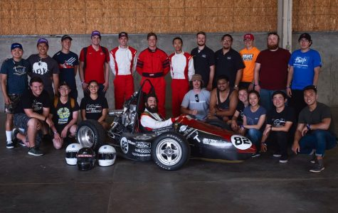 Aztec Racing is looking to improve this year after placing 28th out of 76 teams at the annual Formula Society of Automotive Engineers in June.