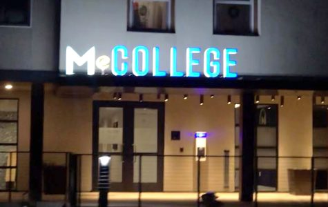 M@College issues new security measures following burglaries