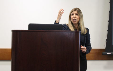 University hosts district attorney for joint presentation on dangers of fentanyl
