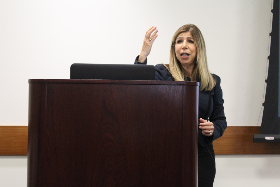 San Diego County District Attorney Summer Stephan discusses the dangers of fentanyl.
