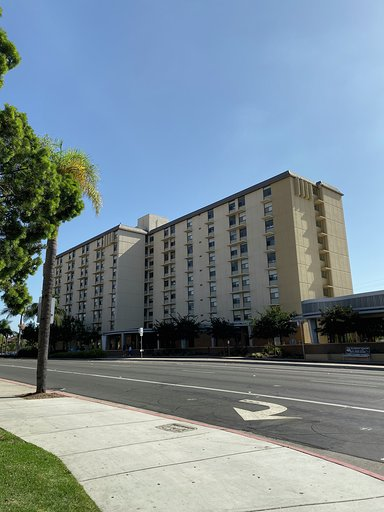 University Towers residents have been forced to relocate to new rooms amid flooding.