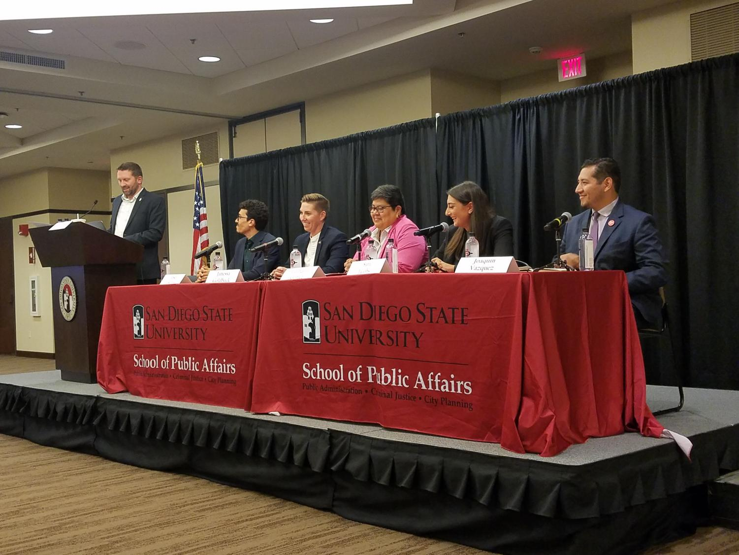 Candidates from the 53rd Congressional District discuss foreign policy and national security issues.