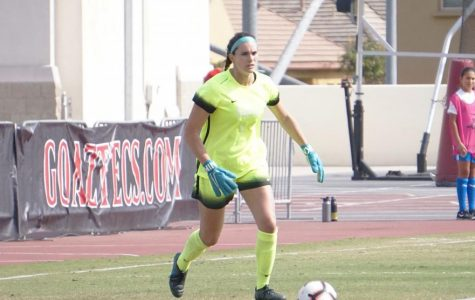 Graduate transfer goalkeeper finally gets her opportunity on the Mesa
