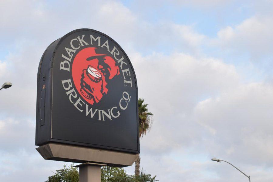 Black Market Brewery El Cajon Blvd