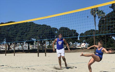SDSU alumni bring Brazilian sport, footvolley, to San Diego
