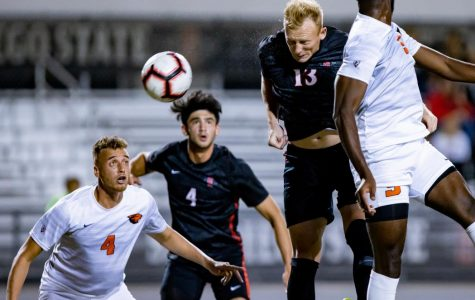 Aztecs drop fifth straight match following loss to Oregon State