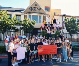 Phi Kappa Psi fundraiser breaks SDSU Greek life record