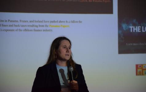 Profesora de SDSU muestra el potencial del periodismo colaborativo