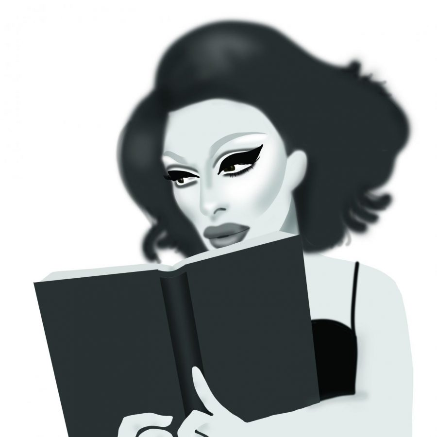 The drag queen library reading is a step in the right direction