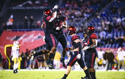 Aztec football heads up to The Bay for a clash with San José