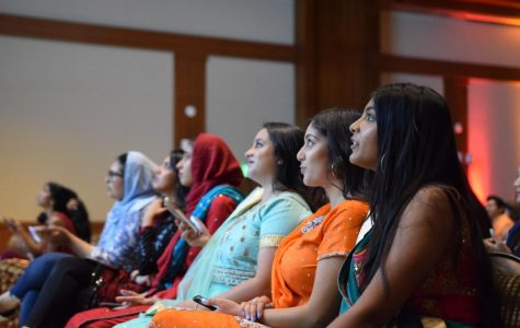 Students gather to celebrate Hindu Tradition: Diwali