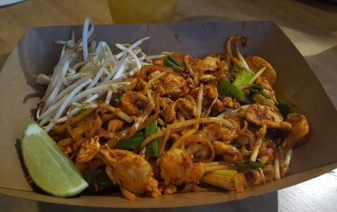 Authentic Thai cuisine lives on campus