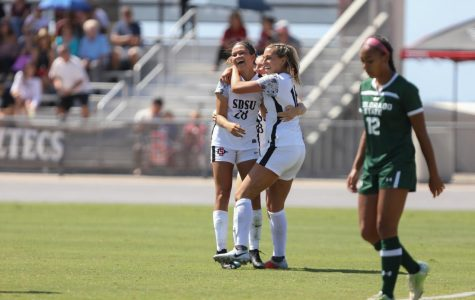 SDSU shuts out Colorado State to record first conference win of season