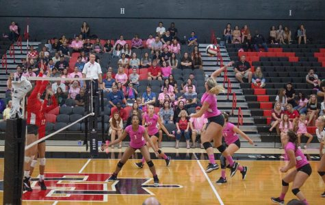 Volleyball snaps two-game skid in conference victory over New Mexico