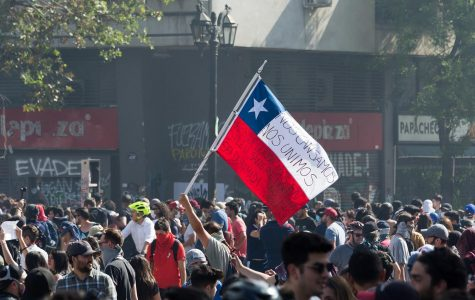 SDSU study abroad programs affected by mass anti-government protests in Chilean capital