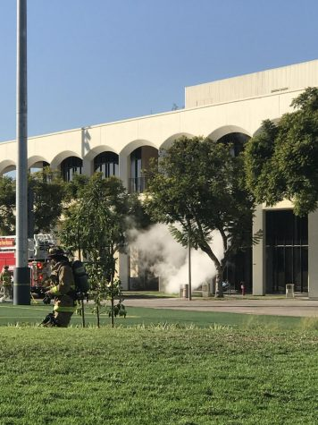 Love Library briefly evacuated after false alarm