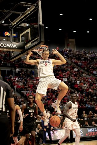 Aztecs look to take rubber match against Nevada in Mountain West semifinals