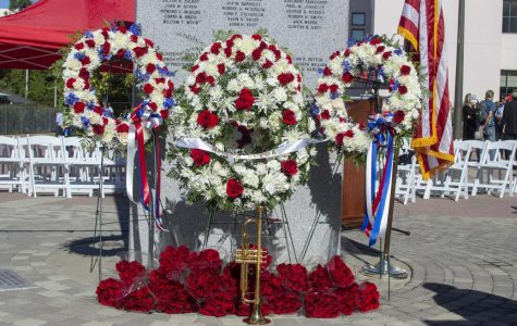 Annual wreath-laying ceremony honors fallen Aztecs