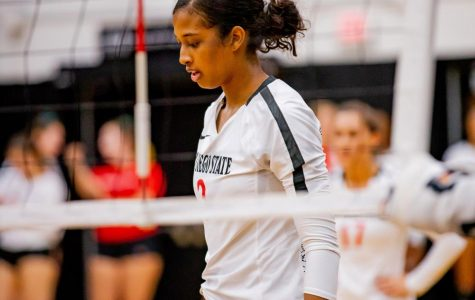 Sophomore middle blocker takes knowledge to ascend into starting role