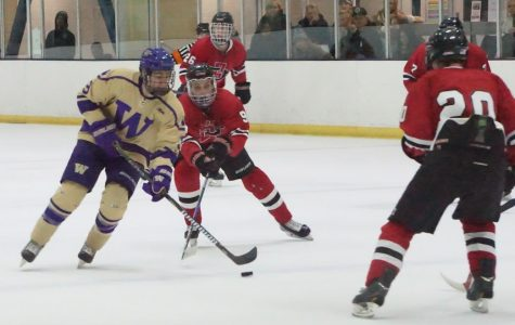 Club hockey secures consecutive wins over Washington