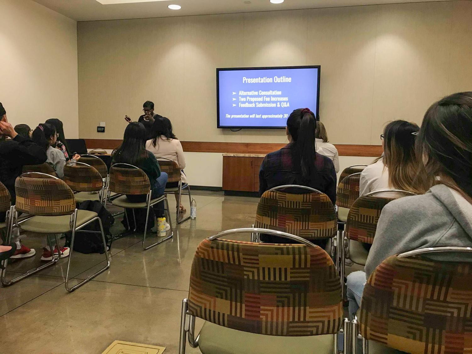 SDSU and student organizations are hosting forums to educate students on the two proposed fee increases. If approved, the additional fees will take effect fall 2020.