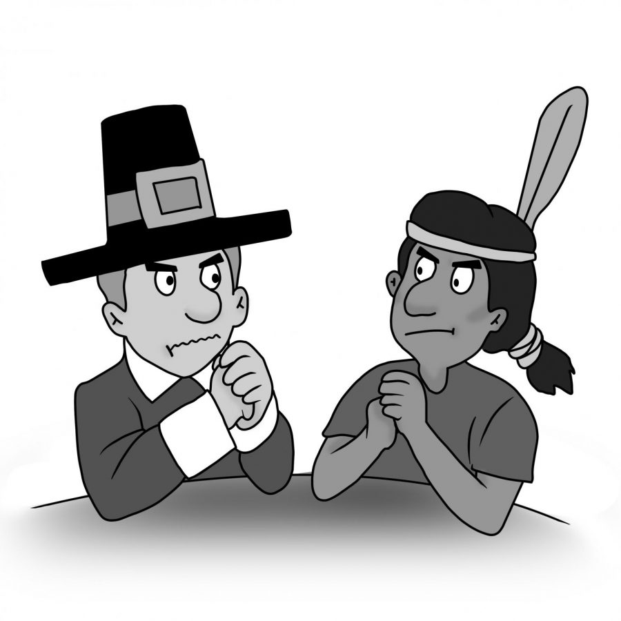 Opinion: Remember the true history of colonization this Thanksgiving