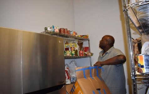Professor creates food pantry for struggling students