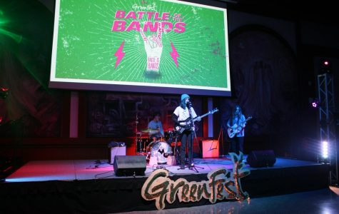 Bands battle for GreenFest spot