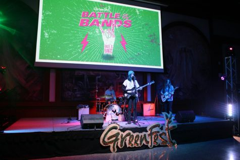 Upcoming Battle of the Bands strikes a chord with student musicians