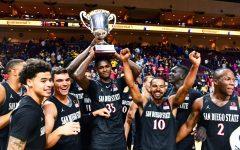 Aztecs beat Creighton, Iowa to win Las Vegas Invitational