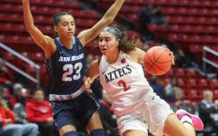 Aztecs drop seventh game of the season in 70-47 loss to San Diego