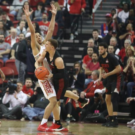 Aztecs open up NCAA Tournament vs. St. John's