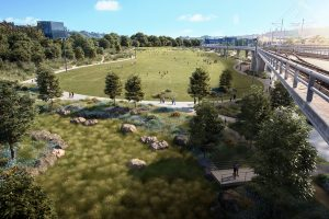 San Diego State unveils final Environmental Impact Report, new park renderings ahead of critical week of city, state meetings