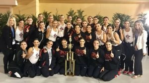 SDSU Dance Team crowned UDA Division 1A Hip Hop national champions