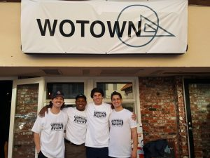Student art and vintage clothes debut at new store Wotown @ SDSU