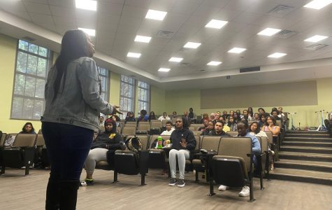 Black Resource Center hosts HIV/AIDS activist to raise sexual health awareness