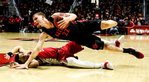 No. 5 San Diego State aims to regroup vs. Colorado State