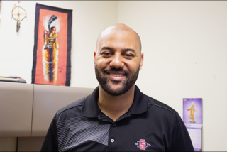 Ajani Brown is a professor in the Africana Studies Department.
