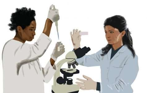 STEM fields must include more women