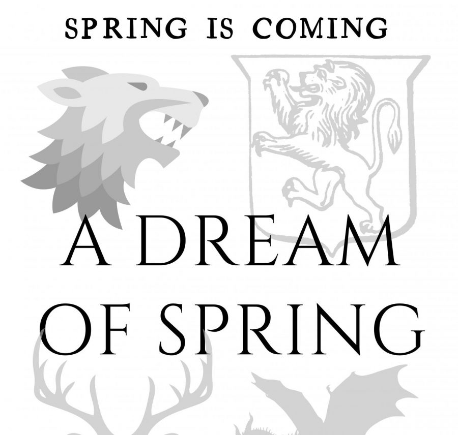 Dragons, War, Fire, & Desire: An Interdisciplinary Symposium on the Literary and Cinematic Adaptations of Game of Thrones & A Song of Ice and Fire will take place on May 1 at Scripps Cottage.