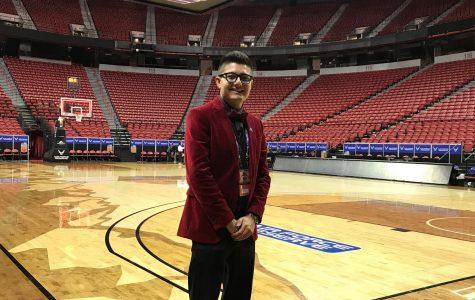 Senior Farewell: Cristian Alvarez