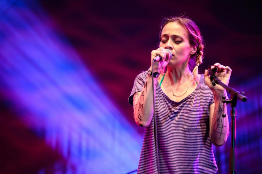 Fiona+Apple+released+her+latest+album+%22Fetch+the+Bolt+Cutters%22+following+an+eight-year+hiatus.