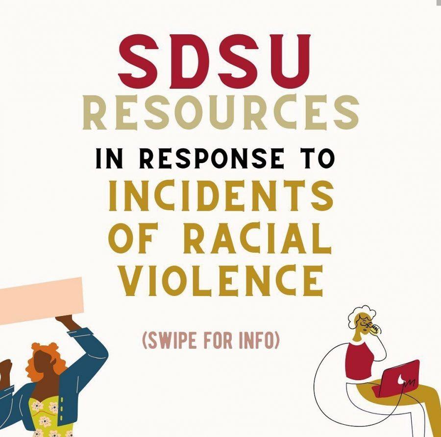 SDSU proporcionó materiales antirracistas en medio de protestas nacionales.