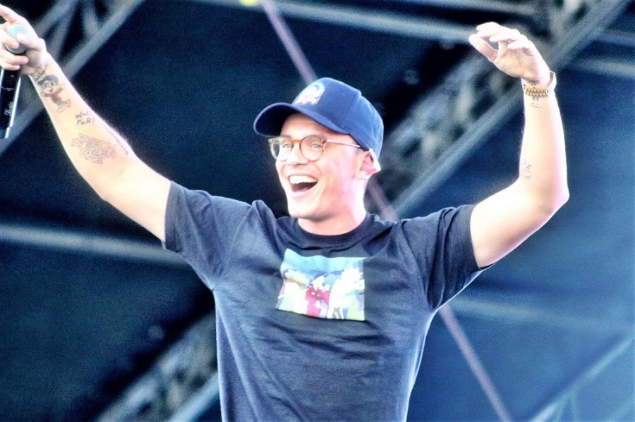 Logic+released+%22No+Pressure%22+after+announcing+his+surprise+retirement+from+music+on+July+16.