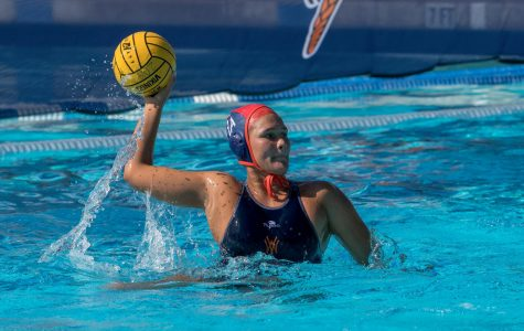 San Diego State water polo announced the signing of Racquel de Pinho on Aug. 28. de Pinho competed with the Brazilian National Team in 2017.