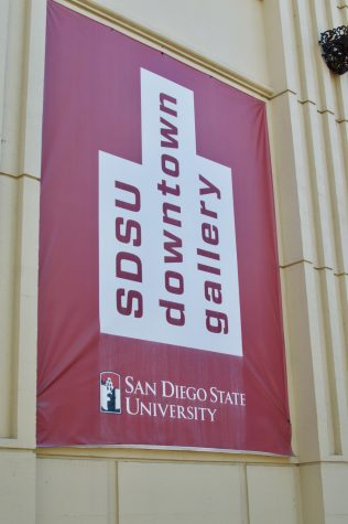 SDSU Downtown Gallery forced to close due to budgetary constraints