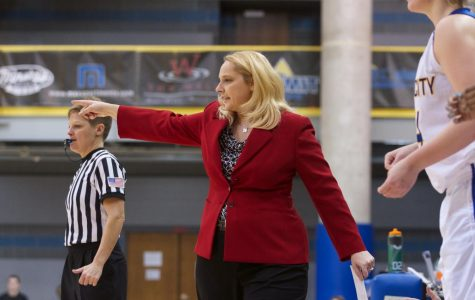San Diego State women's basketball is adding Marsha Frese as an assistant coach. Frese last coached at the University of Missouri-Kansas City as a head coach from 2012-2017.