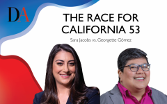 Democrats Sara Jacobs and Georgette Gòmez are both running to represent California's 53rd Congressional District, a seat held by Democrat Susan Davis since 2003.
