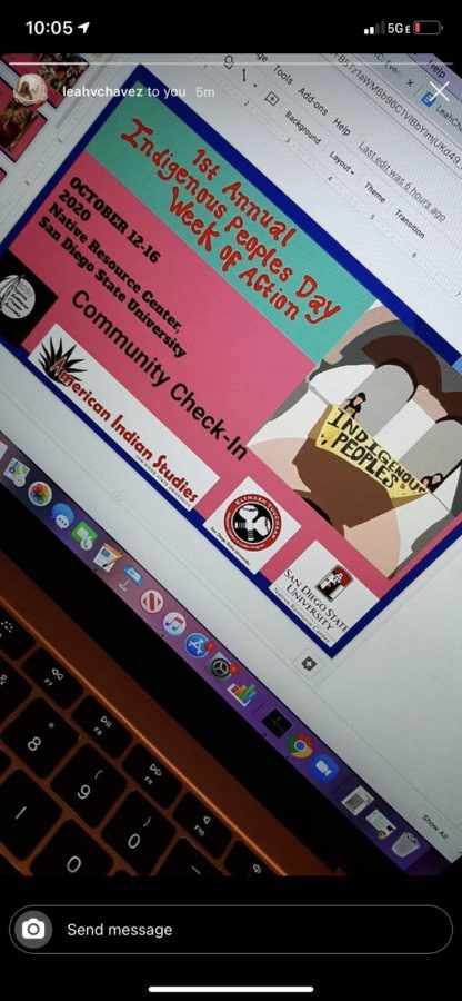 """Native Resource Center hosts Community Check-In as part of """"Week of Action"""""""