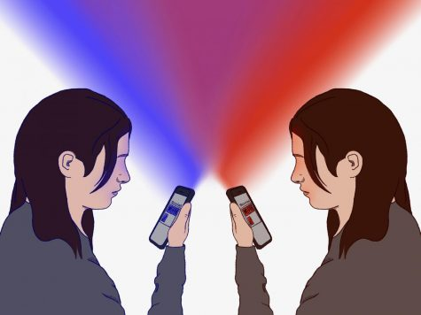 Blue and red make purple: Social media hijacks America